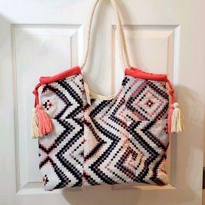 Time n True Beach bag